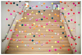 photo backdrop ideas amazing geometric wedding altar backdrop