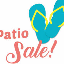 Kroger Patio Furniture Clearance by Patio Sale At Kroger