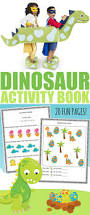 free printable dinosaur activity book frugal mom eh