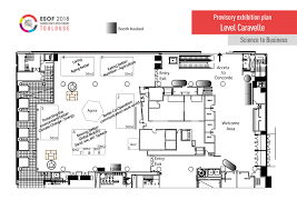 floor plan picture exhibition floor plan esof 2018 toulouse