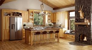 Canyon Kitchen Cabinets by Cool Hickory Kitchen Cabinets Hickory Rustic Hickory Canyon Creek
