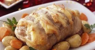 cuisiner un roti de veau recette rôti de veau orloff et sa sauce béchamel