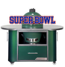 big green egg fan oasis tub sauna big green egg the super bowl fan package
