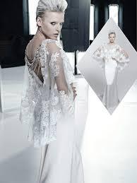 enzoani wedding dress statement backs and jaw dropping elegance by enzoani the