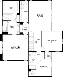 Ucla Housing Floor Plans Residence 3478 U2013 New Home Floor Plan In Oak Pointe By Kb Home