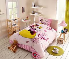 minnie mouse bedroom set love girl minnie mouse bedding set twin queen size ebeddingsets