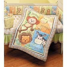 Jungle Nursery Bedding Sets Summer Infant Monkey Jungle 3 Crib Bedding Set With Bonus