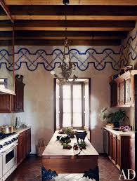exotic kitchen by fisher weisman in san miguel de allende mexico