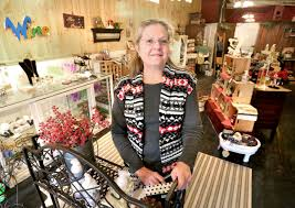 longtime educator opens eclectic home decor gift shop in north