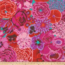 kaffe fasset collective bekah magenta home decor colors fabrics