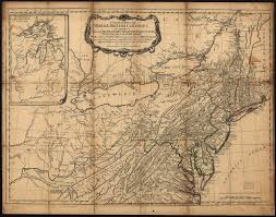 York Pennsylvania Map by 1775 To 1779 Pennsylvania Maps