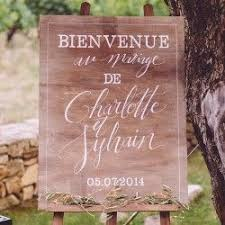 panneau mariage 39 best wedding signs panneau mariage images on