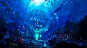 oceans ocean underwater kingdom city fish fantasy best picture