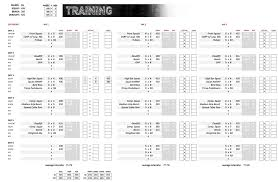 Weight Bench Workout Plan Freebies U2014 The Strength Athlete Online Powerlifting Coaching And