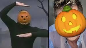 Meme Pumpkin - here s what the guy in the pumpkin dance meme really looks like