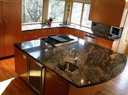 granite island kitchen granite tops and granite island cnc stonecrafters