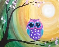 best 25 owl canvas paintings ideas on pinterest owl canvas