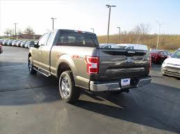 new 2018 ford f 150 4x4 xlt 4dr supercab 8 ft lb thoroughbred
