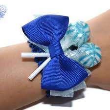 blue corsages for prom shop prom corsage on wanelo
