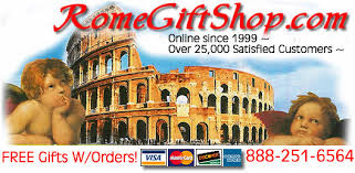 Italian Gifts Italian Gifts From Italy Rome Vatican Souvenirs
