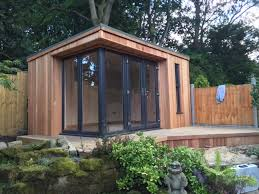 Garden Summer Houses Scotland - garden rooms from oeco free upgrades on your room this month