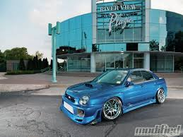 2003 subaru impreza wrx it u0027s a jersey thing modified magazine