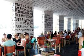 design an eco restaurant for the global design competition of