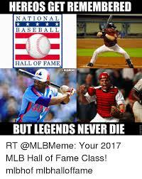 Meme Hall Of Fame - 25 best memes about baseball hall of fame baseball hall of