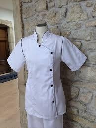tenu de cuisine femme veste de cuisine femme 2242 pc veste de cuisine femme marion