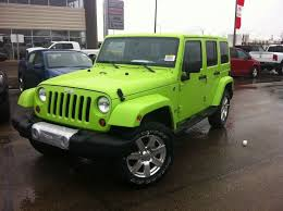 wrangler jeep green the jeep wrangler unlimited colors