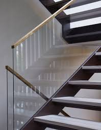Glass Banister Kits Best 25 Glass Stair Railing Ideas On Pinterest Glass Stairs