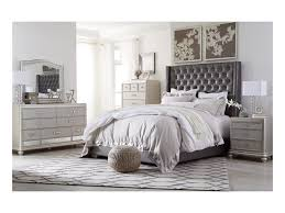 Ashley Millennium Prentice White Queen Bedroom Suite Signature Design By Ashley Coralayne King Bedroom Group