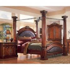 Four Poster Bed Frame Queen by Four Poster King Bed Frame Foter