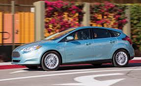 2012 ford focus hatchback recalls 2012 ford focus electric instrumented test review car and driver