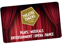 theater gift cards theatre tokens freepost uk tickets gift voucher official national