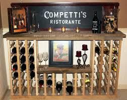 diy wine cabinet plans pretentious diy pallet wine rack diy wine rack from a pallet as