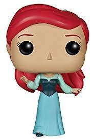 amazon funko pop disney mermaid ariel gown