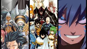 fairy tail anime the final enemies in fairy tail anime 2018 youtube