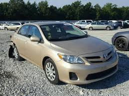 2012 toyota corolla s for sale 5yfbu4ee6cp031790 2012 gold toyota corolla s on sale in tn