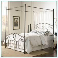 Bed Frame Sale Wrought Iron Canopy Bed Frames