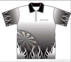 2017 china factory price custom sublimation printed design dart china factory price custom sublimation printed design dart shirt