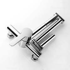 Articulating Kitchen Faucet Modern Wall Mount U0026cold Articulating Kitchen Faucet 2 Hole
