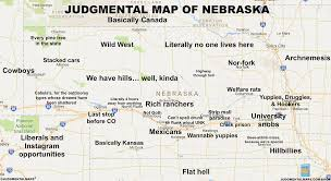 Buffalo State Map by Judgmental Maps