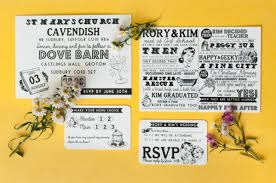 28 wedding invitation ideas from quirky u0026 pretty to rustic unique