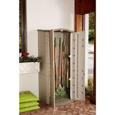 Plastic Outdoor Storage Cabinet Bold Design Rubbermaid Outdoor Storage Cabinet Sheds Garages