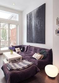modern interior design with legandary togo sofa and playful bubble