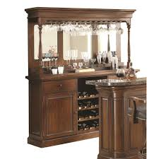 Bar Hutch Eci Furniture 5810 35 Bb H Preston Back Bar With Hutch In