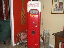 coke machine vendo 44 collectors weekly