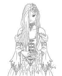 84 elves coloring pages images elves coloring