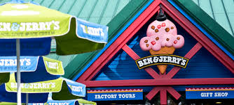 Ben And Jerry S Gift Card - ben jerry s waterbury factory tour ice cream shop waterbury vt